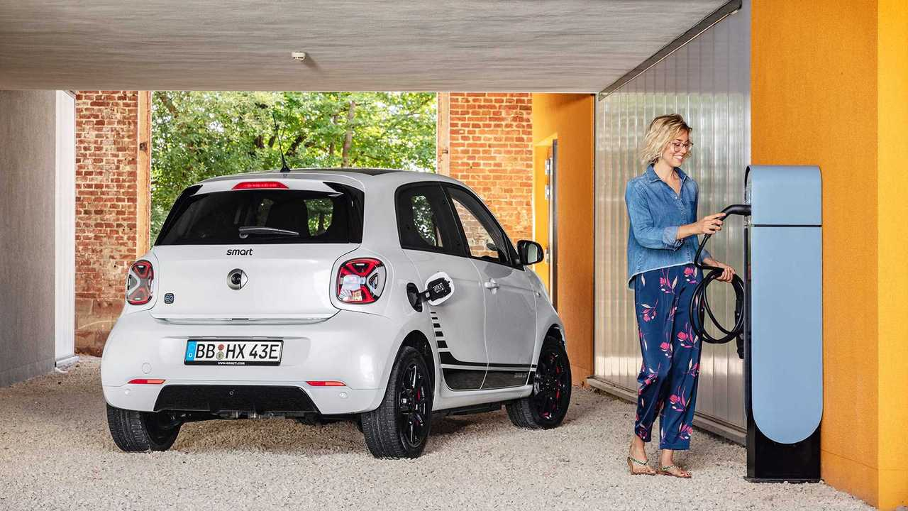 Smart Fortwo/Forfour Facelift