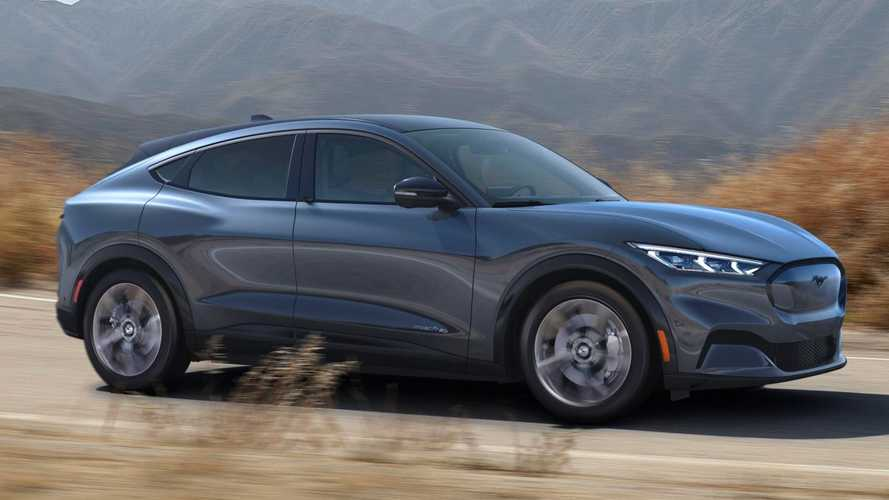 REVEALED: Ford Mustang Mach-E Electric SUV Everything We Know: Range, AWD, RWD
