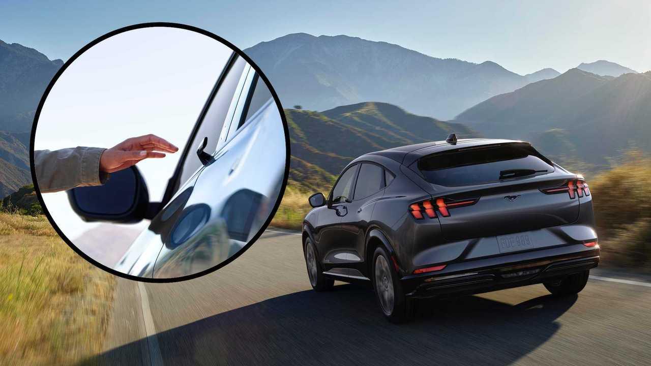 Ford Mustang Mach-E Door Handles