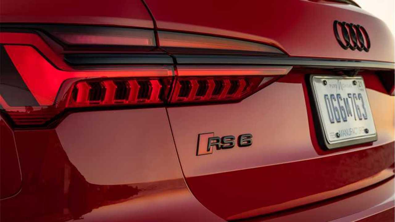 2021 Audi RS 6 Avant