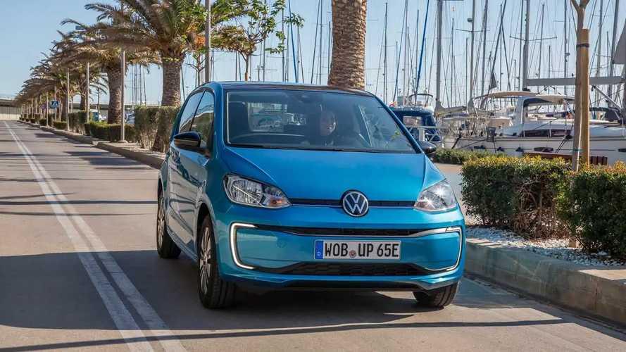Volkswagen e-up! se torna o elétrico mais vendido da Alemanha