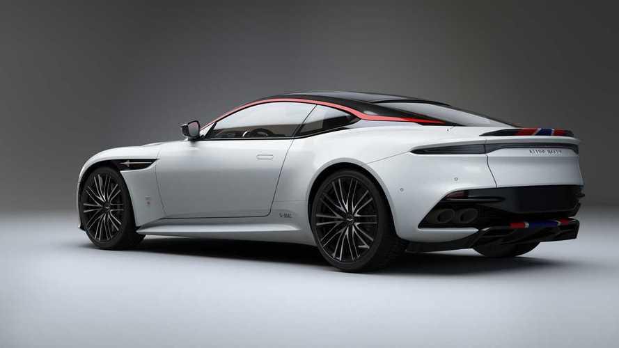Aston Martin DBS Superleggera, edición especial en honor del Concorde