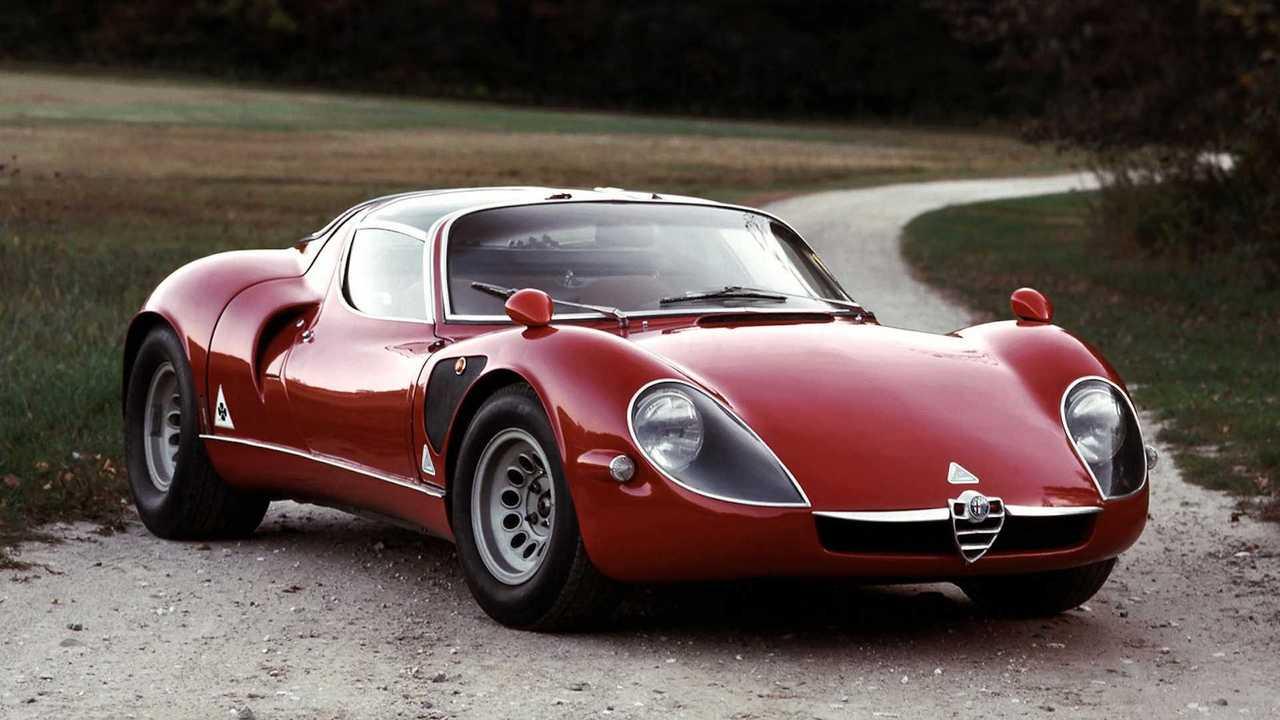 Alfa Romeo 33 Stradale: Supercar Sunday