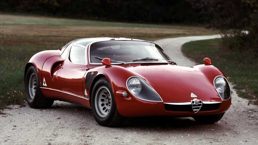 1967 Alfa Romeo 33 Stradale: Supercar Revisited