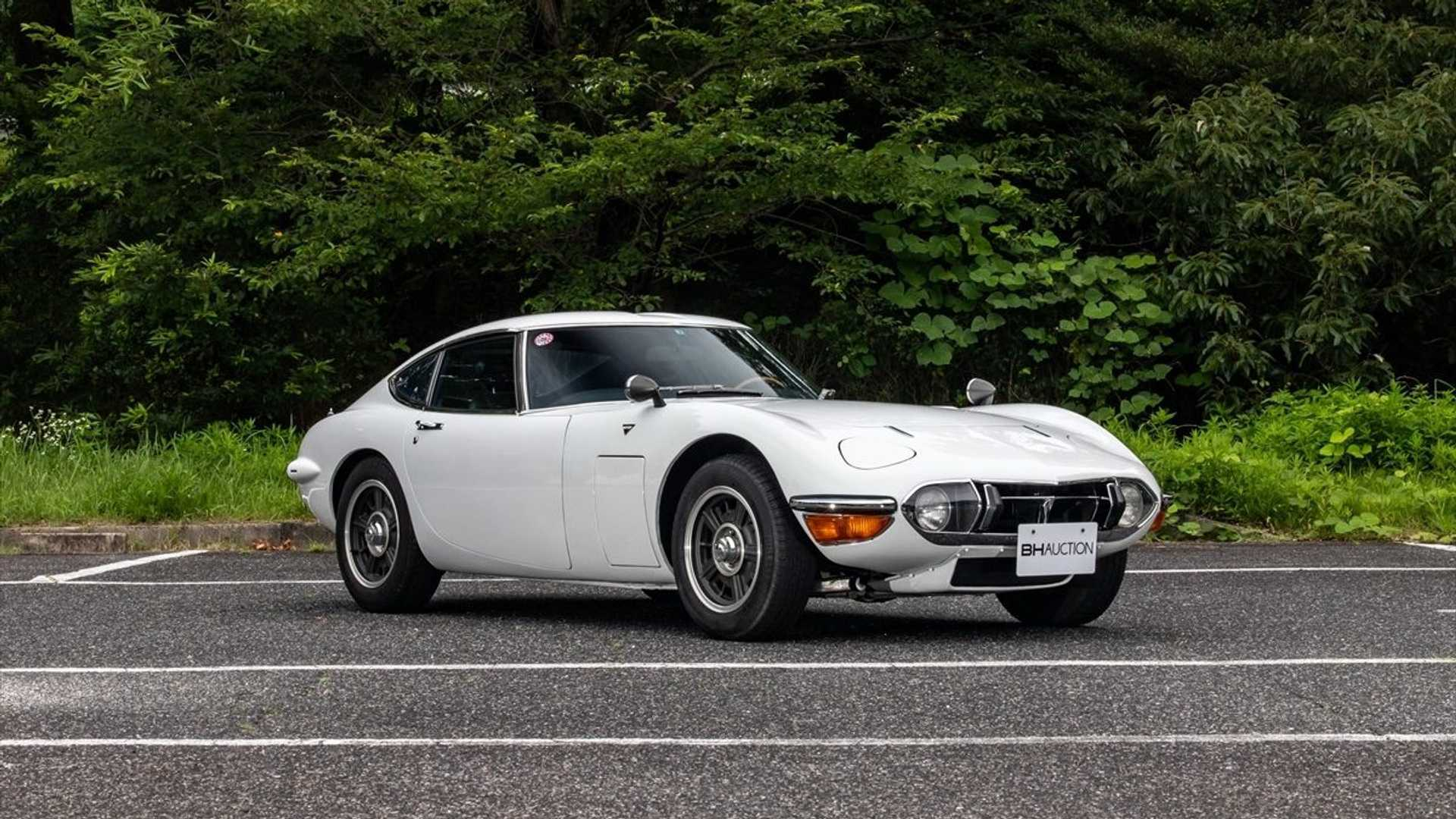 No Surprise: Japanese Cars Have Hit Collector Car Status