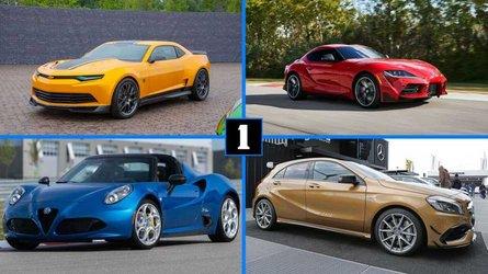Los 8 mejores colores para un carro y los 7 peores