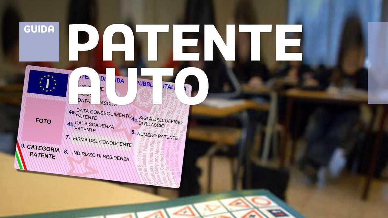 Copertina 2 Patente B per l'auto: come si prende