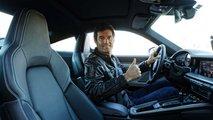 Mark Webber dans la Porsche 911 992