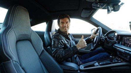 Nouvelle Porsche 911 - Premières photos de l'intérieur... avec Mark Webber dedans !