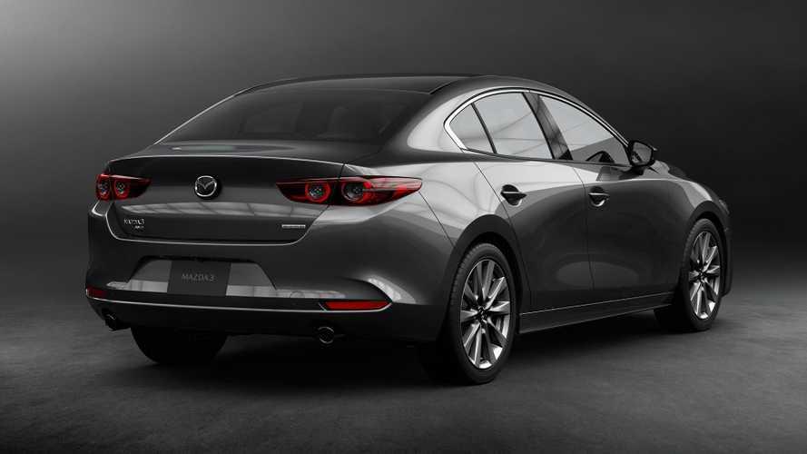 Mazda3 Sedán 2019: precios y equipamiento para España