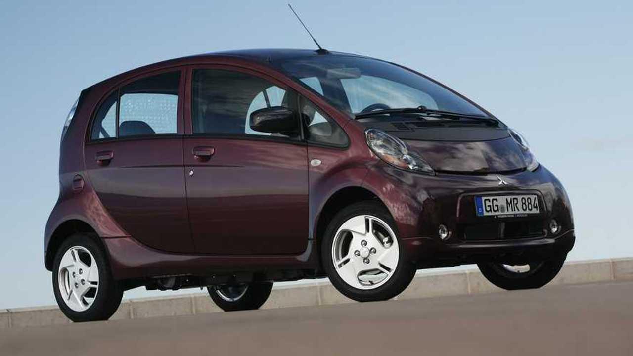 Mitsubishi i-MiEV / Peugeot iOn / Citroën C-Zero