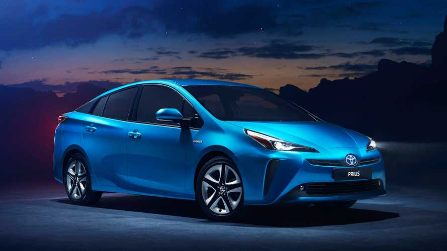 Toyota Prius is the most accident-prone car in the UK
