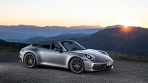 Illustrations - Porsche 911 Cabriolet & Targa