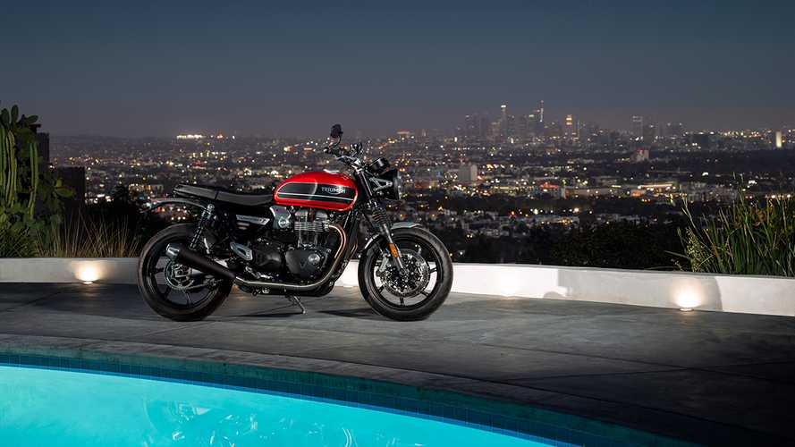 New 2019 Triumph Speed Twin 1200