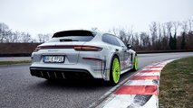 Porsche Panamera Turbo S E-Hybrid Sport Turismo par TechArt
