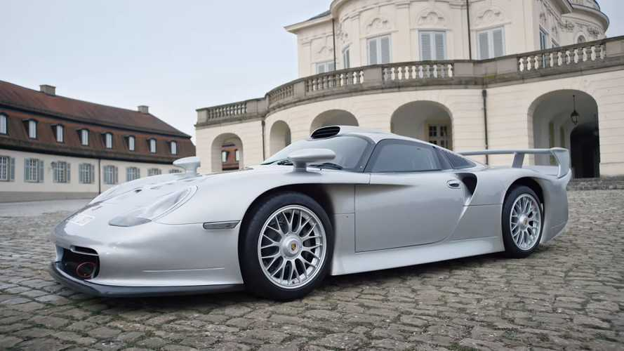 Porsche Top Five Most Expensive