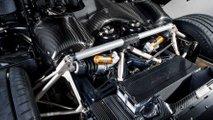 Çıplak karbon fiber gövdeli Koenigsegg Regera