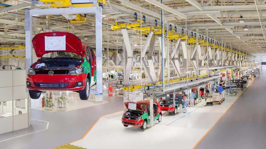 Volkswagen Fox alcança 2 milhões de unidades produzidas