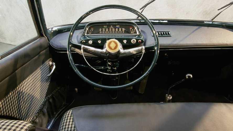 Prototipos olvidados: Renault 900