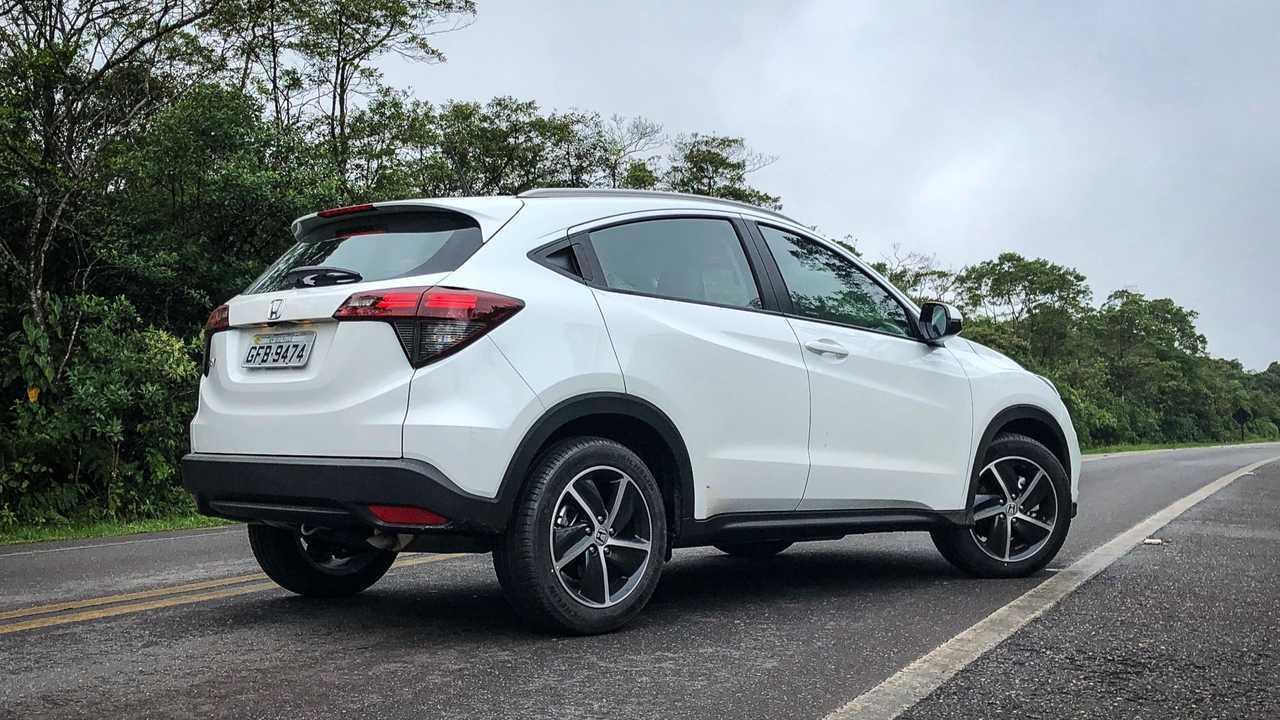 Honda HR-V EXL 2019 (BR)