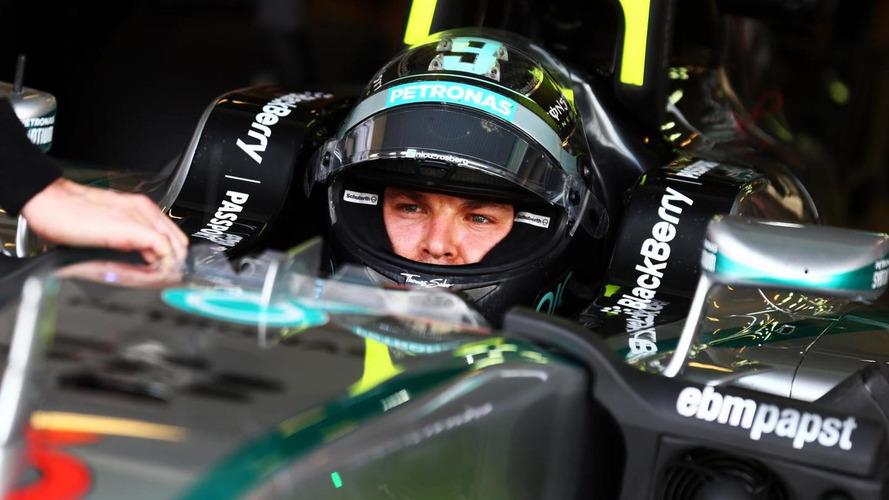 Rosberg defeat impressed Daimler's Zetsche