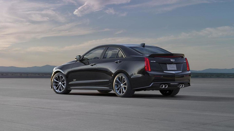 Cadillac ATS-V+ could have 7.0-liter V8 engine