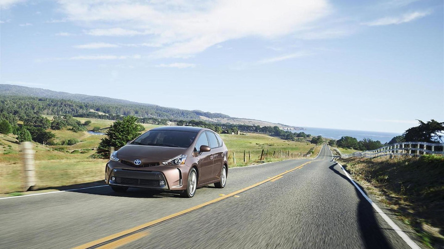 Toyota Prius V Not Sticking Around For 2018 In The U.S.
