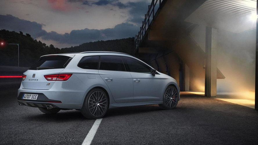 Seat brings 280 HP Leon ST CUPRA to Geneva
