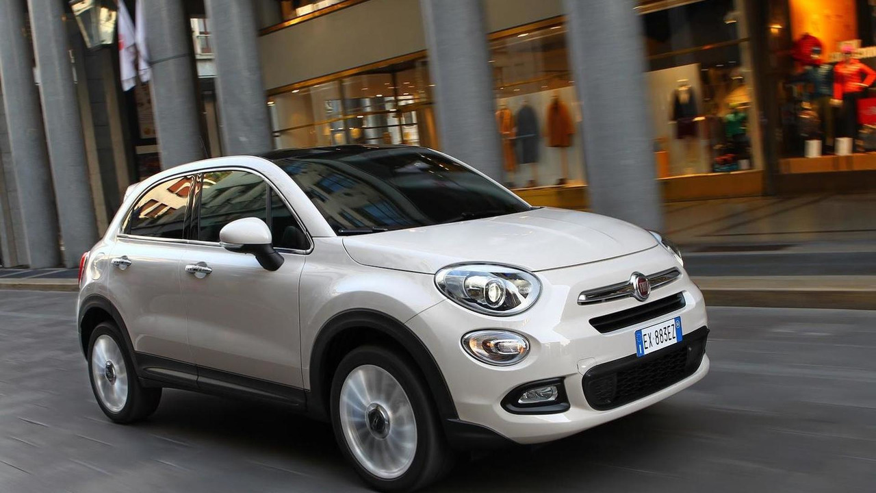 fiat 500xl reportedly coming in 2016. Black Bedroom Furniture Sets. Home Design Ideas