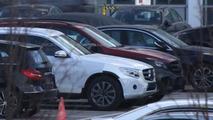 2016 Mercedes GLC spy photo