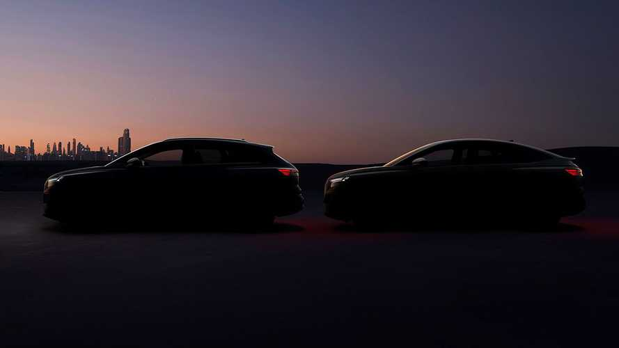 Audi Q4 e-tron e Q4 Sportback e-tron, il teaser