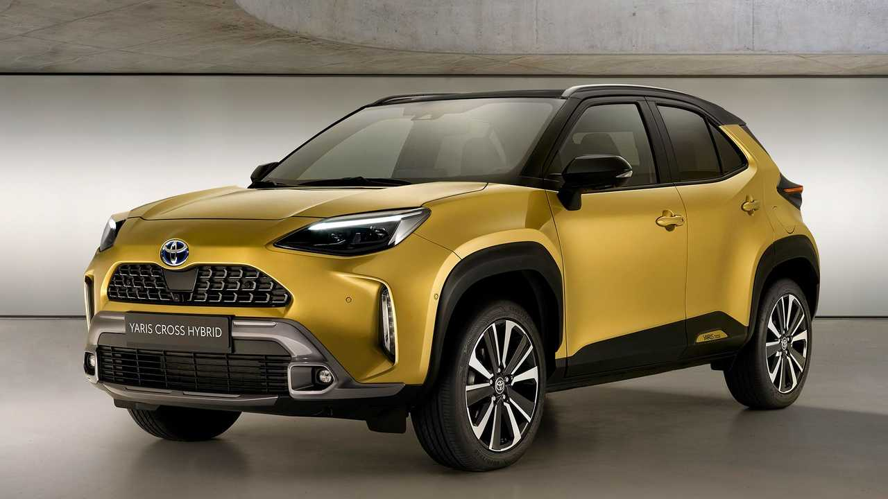 Toyota показала «приключенческий» Yaris Cross