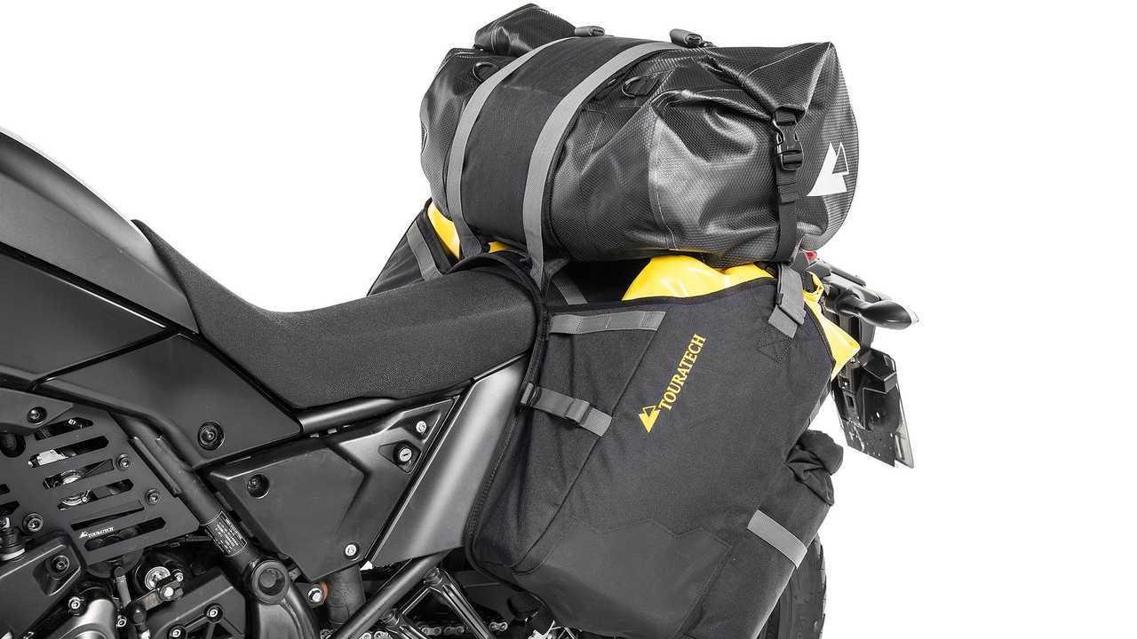 Sistema di borse Discovery, by Touratech Waterproof
