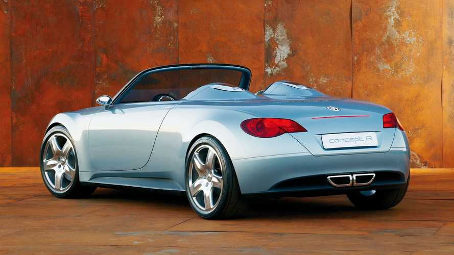 Volkswagen Concept R (2003)