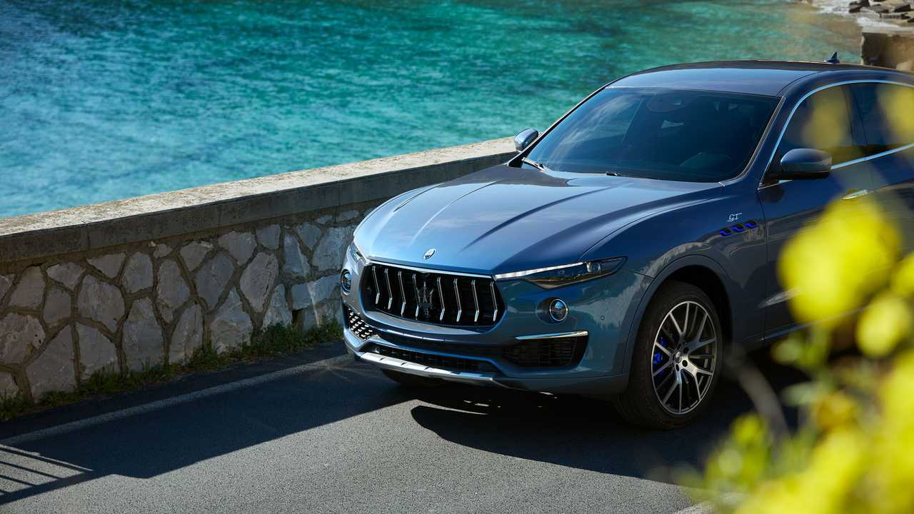 2021 Maserati Levante hibrid