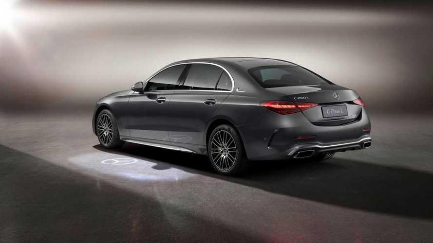 El Mercedes-Benz Clase C crece 13 centímetros en China