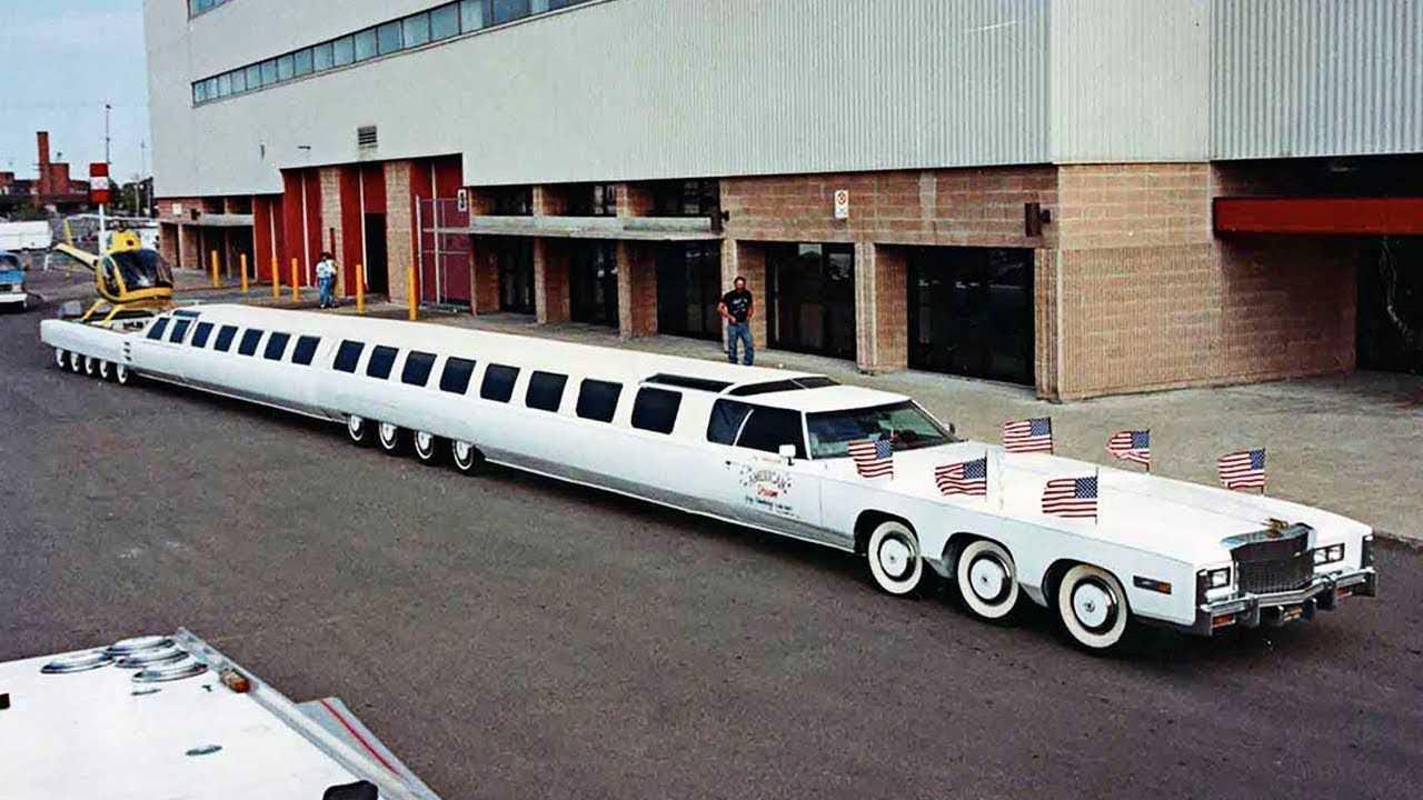 Cadillac Eldorado de 1970: el coche más largo del mundo
