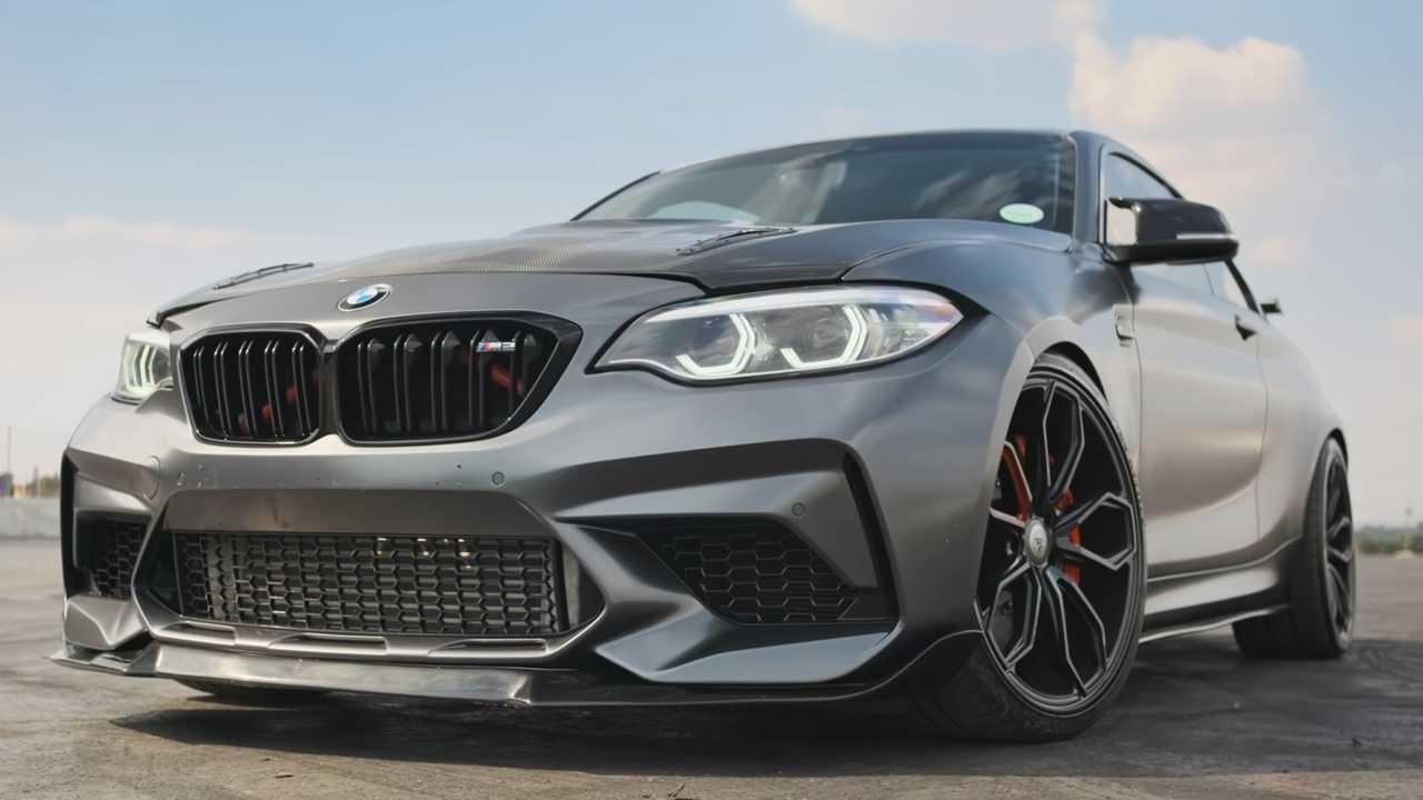 BMW M2 diesel
