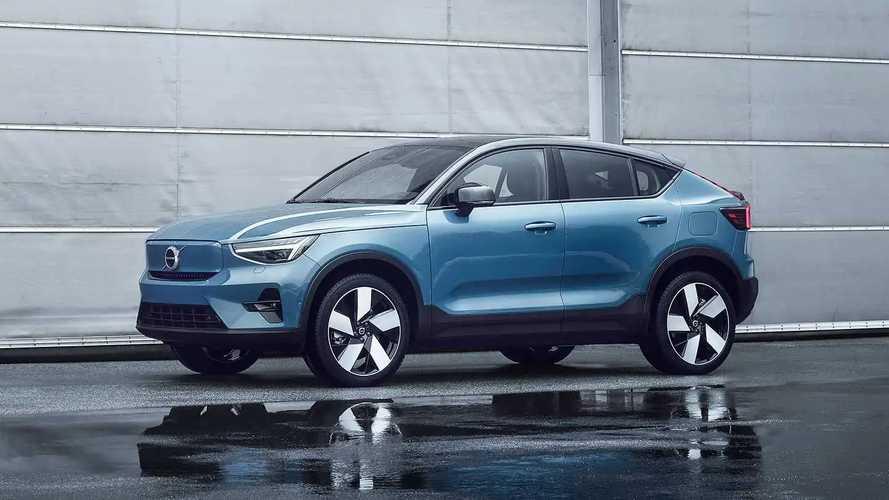 Volvo C40, prezzi e allestimenti italiani del nuovo SUV elettrico