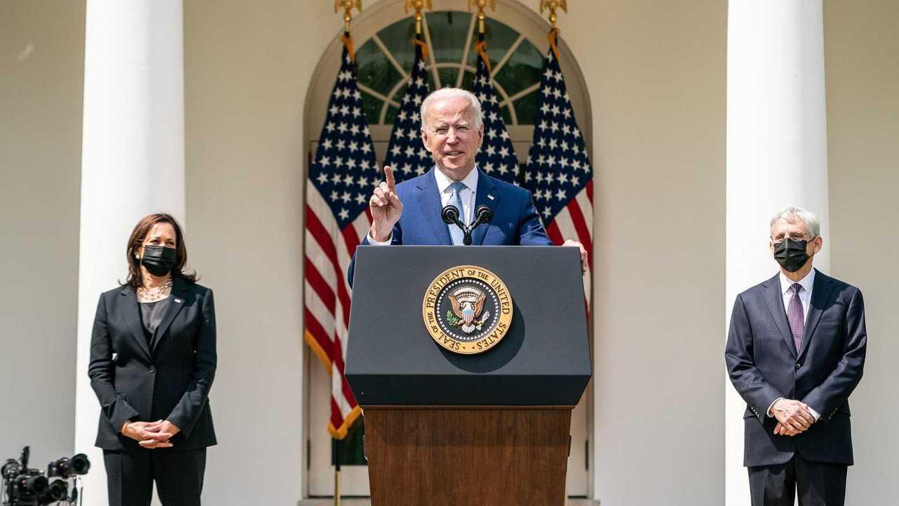 Joe Biden, presidente degli Stati Uniti d'America