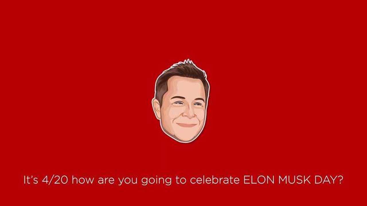 elon musk day