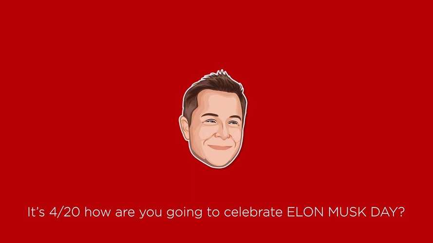 Apparently, Today Is Unofficially Elon Musk Day: Who Knew?