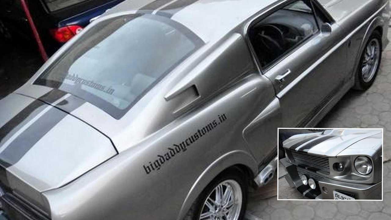 Ford Mustang Eleanor с корейскими корнями