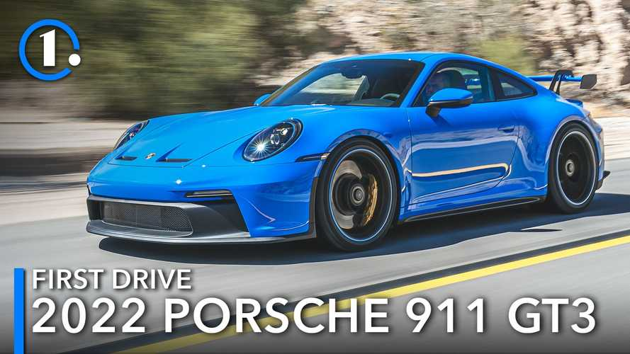 2022 Porsche 911 GT3 First Drive Review: Resetting The Benchmark