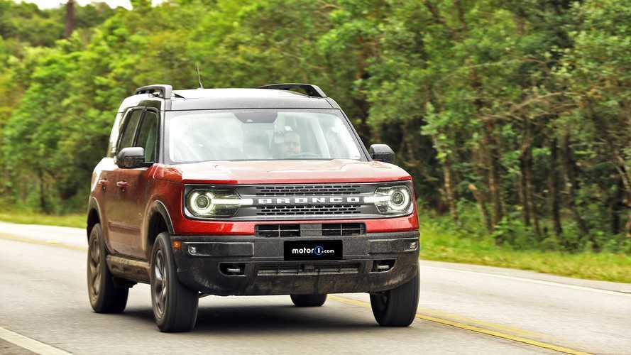 Ford Bronco Sport 2022 já encarece R$ 7.790 e custa R$ 264.690
