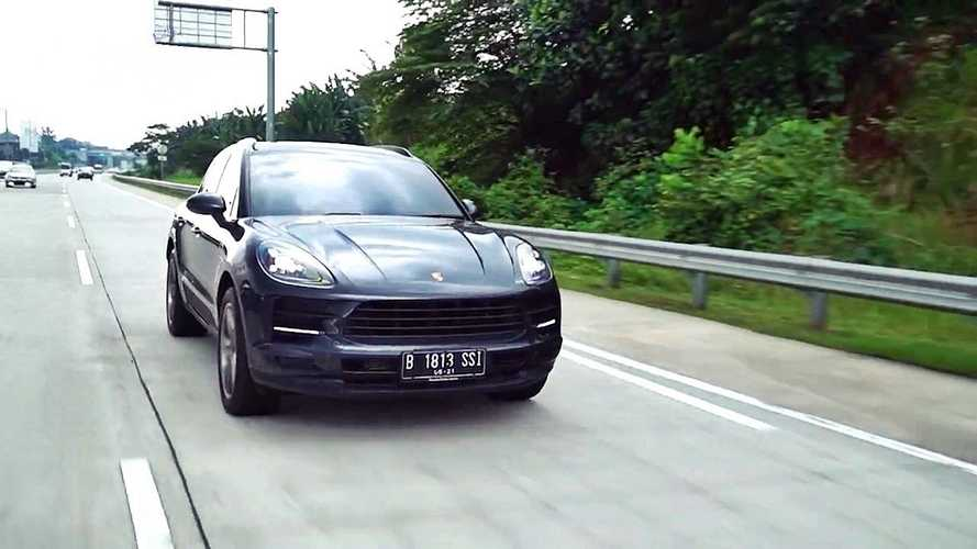 First Drive Porsche Macan: Semuanya dalam Kendali yang Mantap
