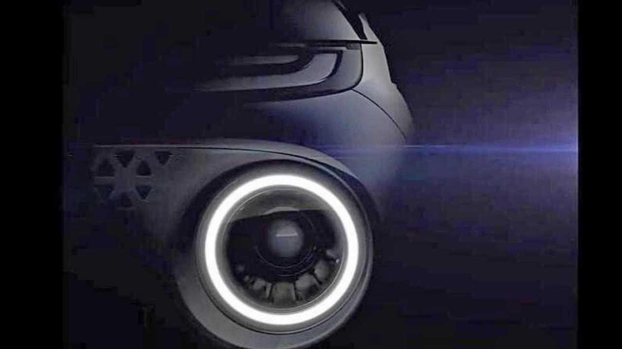 Hyundai AX1 - Teasers