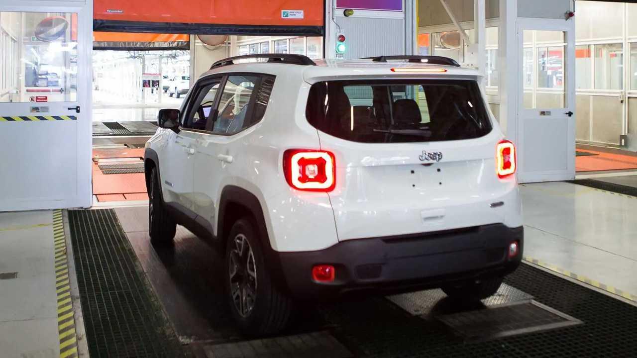 Fábrica - Polo Automotivo Jeep - Goiana