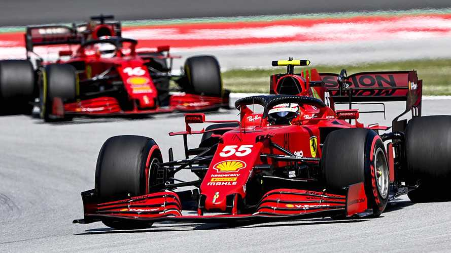 """Ferrari, Binotto: """"Un risultato di squadra, non solo dei piloti"""""""