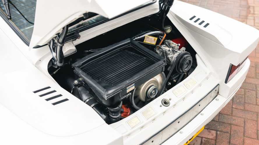 Porsche 930 Turbo Rinspeed R69 steht zum Verkauf